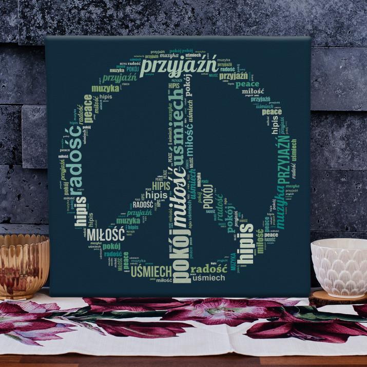 Pacyfka - obraz z Twoich słów
