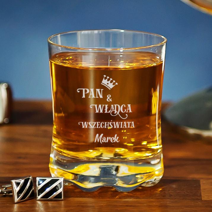 Pan i Władca - Szklanka do whisky
