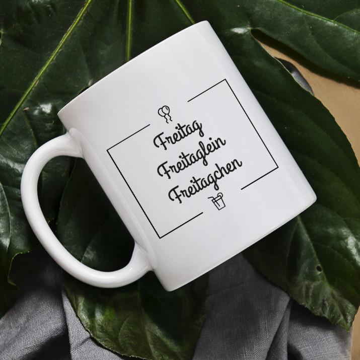 Freitagchen - Tasse