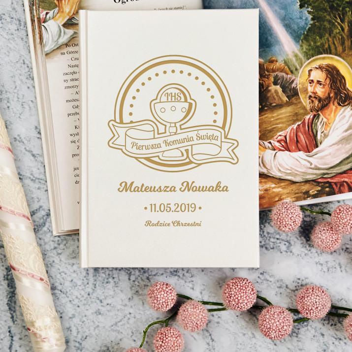 Pierwsza Komunia Święta - Ilustrowana Biblia dla dzieci