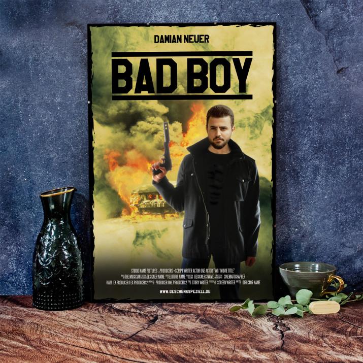 Filmplakat Bad Boy