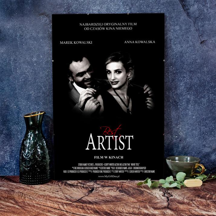 Plakat Filmowy Best Artist