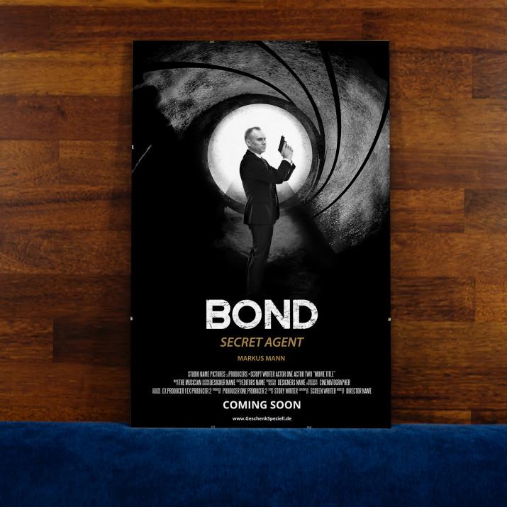 Filmplakat Bond