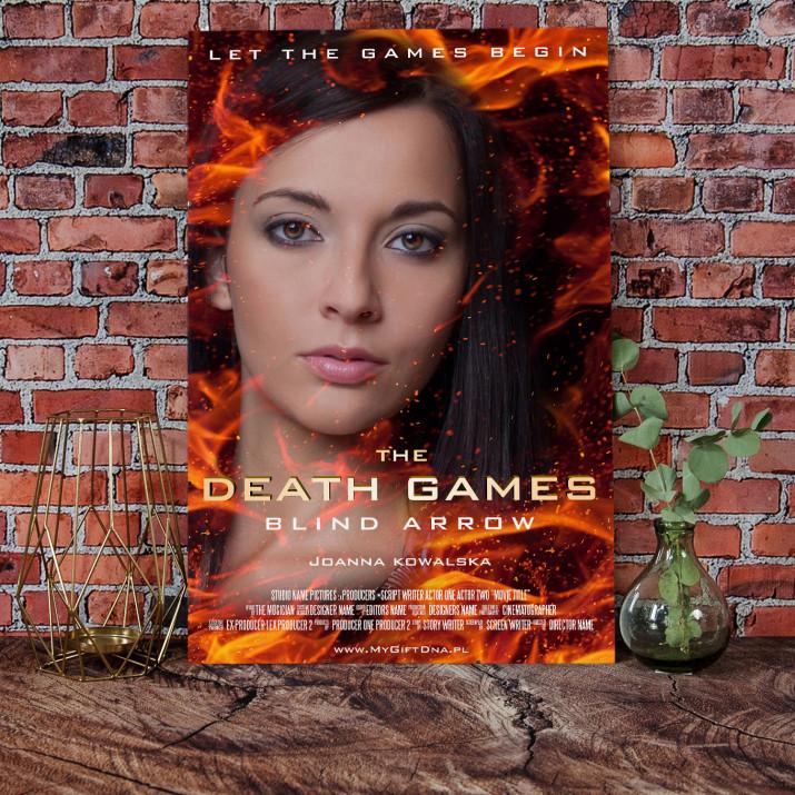 Plakat Filmowy Death Games