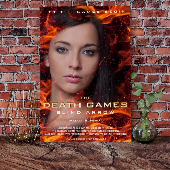 Filmplakat Death Games