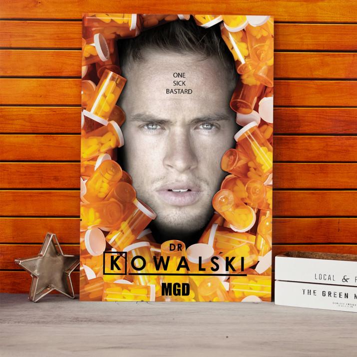 Plakat Filmowy Dr Kowalski