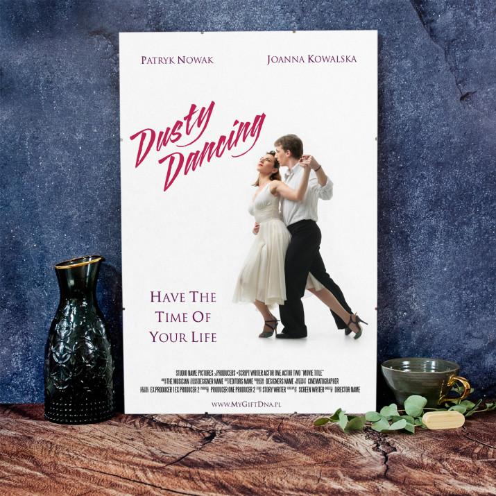 Plakat Filmowy Dusty Dancing