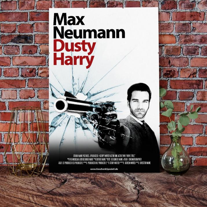 Filmplakat Dusty Harry