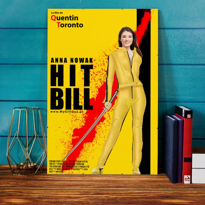 Plakat Filmowy Hit Bill