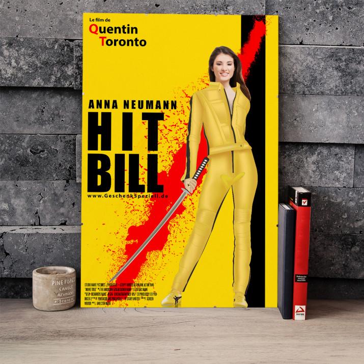 Filmplakat Hit Bill
