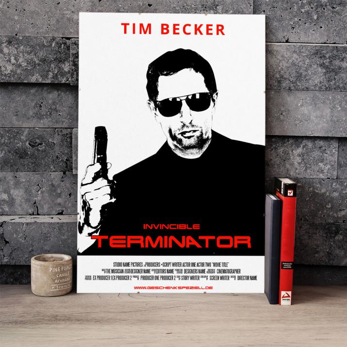Filmplakat Invincible Terminator
