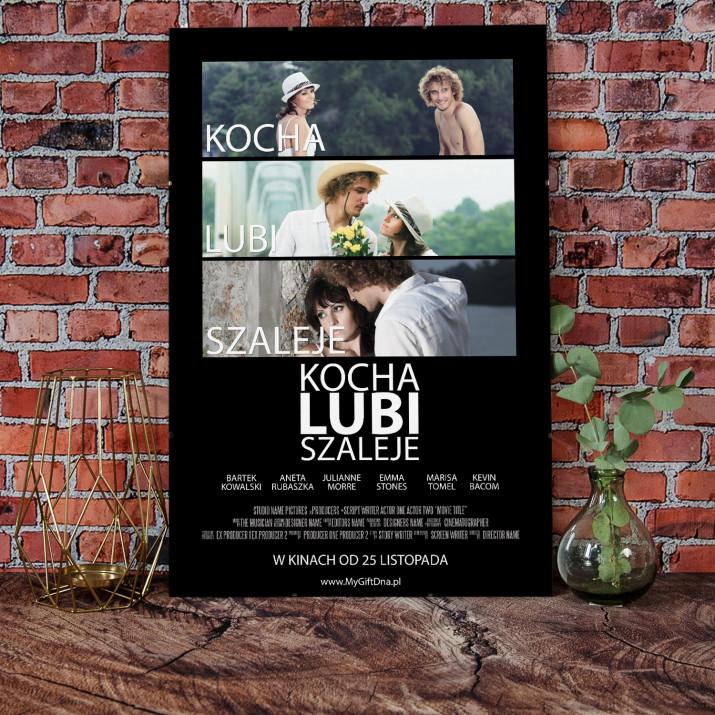 Plakat Filmowy Kocha Lubi Szaleje