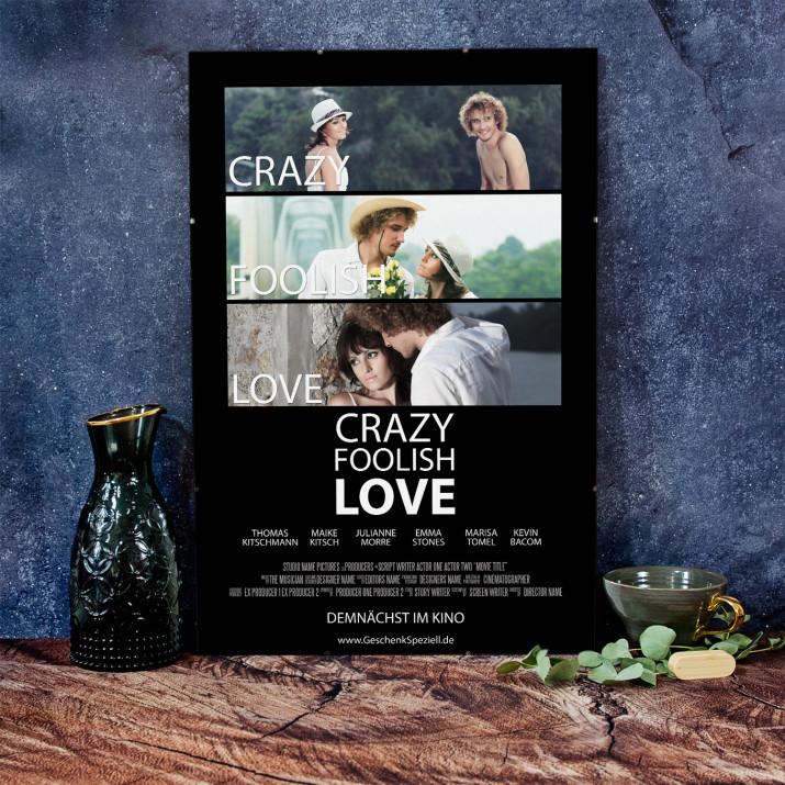 Filmplakat Crazy, Foolish, Love