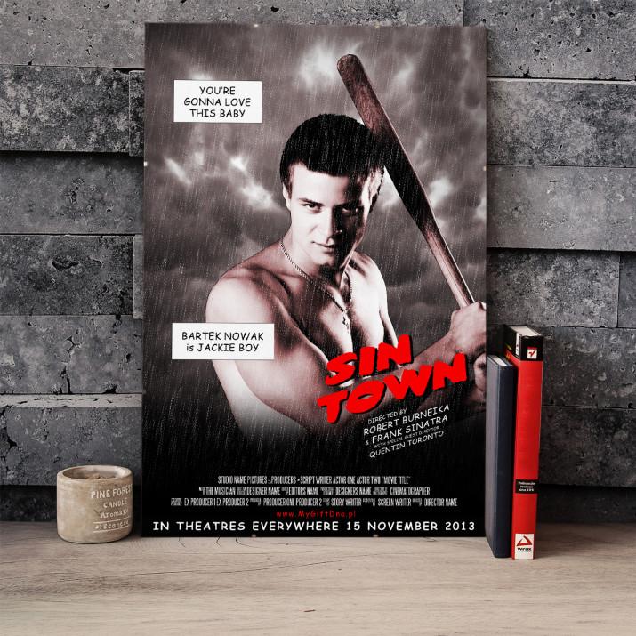 Plakat Filmowy Sin Town