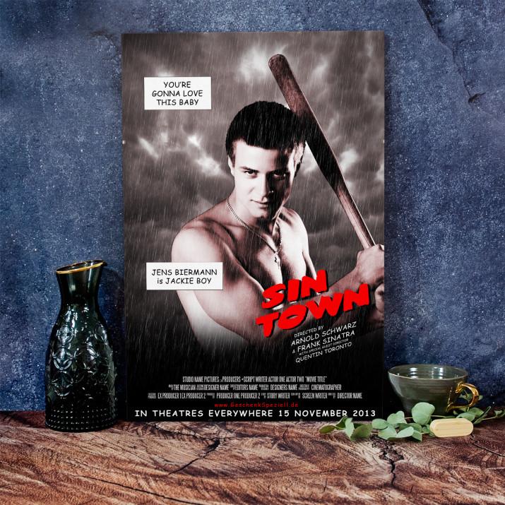 Filmplakat Sin Town