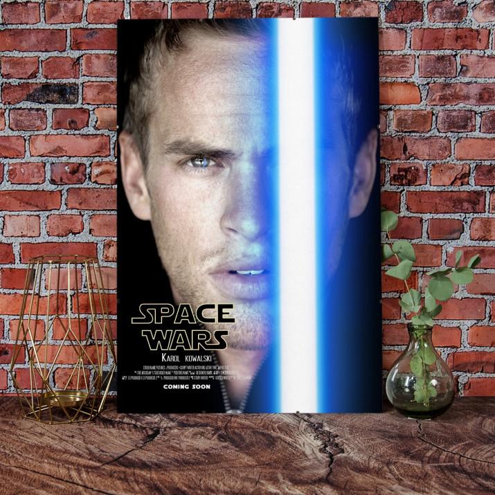 Plakat Filmowy Space wars