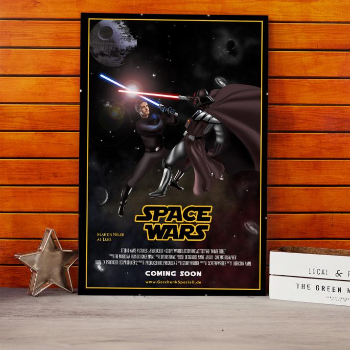 Filmplakat Space Wars