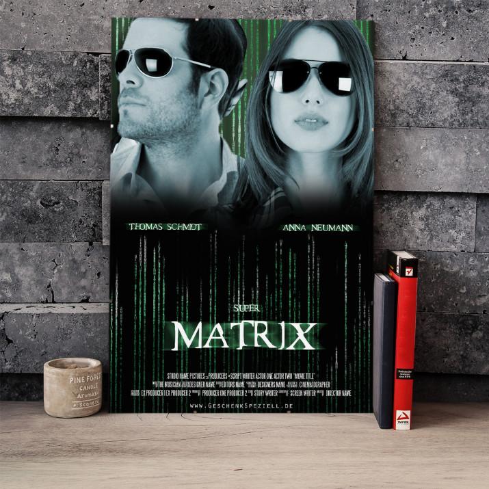 Filmplakat Super Matrix