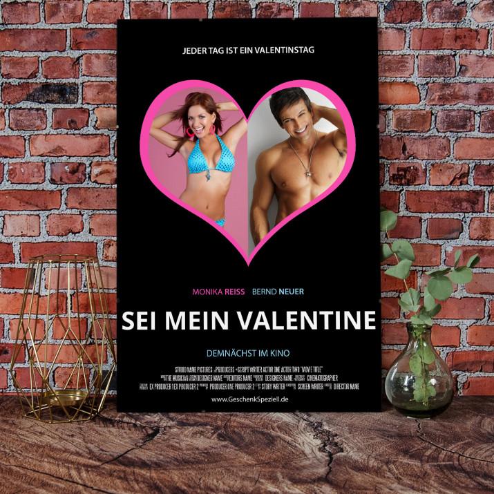 Filmplakat Sei mein Valentine