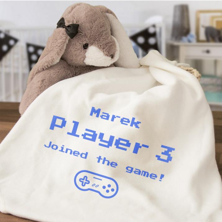 Player 3 - Ręcznik niemowlęcy