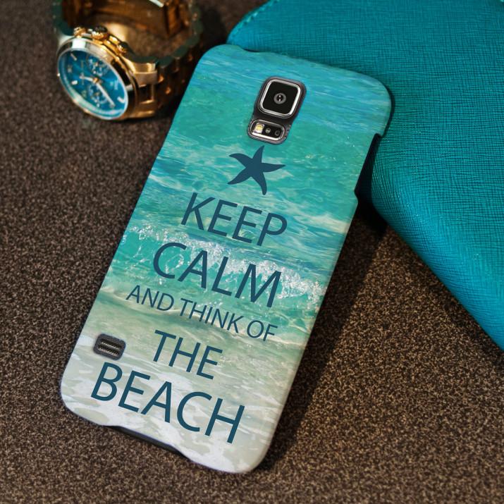 Plaża - etui na telefon