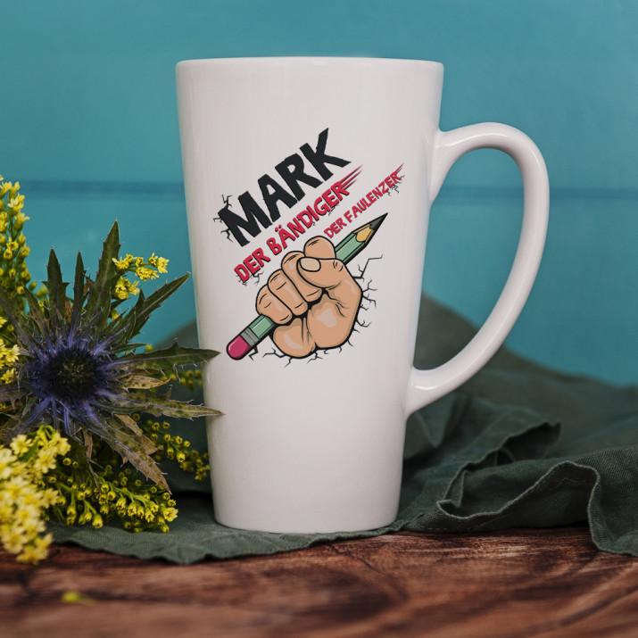 Bändiger - Personalisierte Tasse