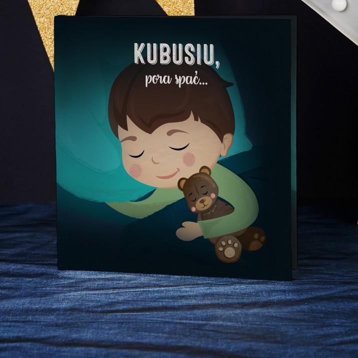 Dobranoc - Książka personalizowana