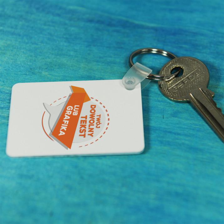 Projekt własny - brelok do kluczy