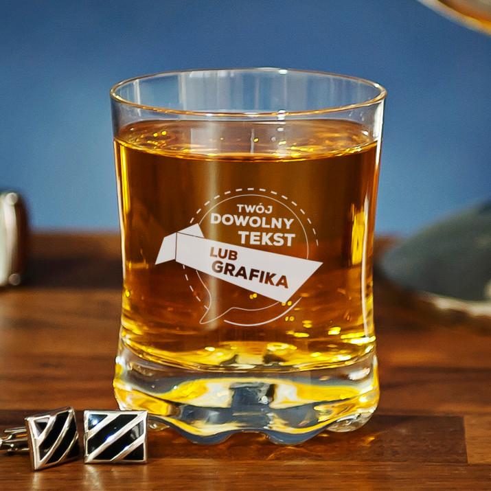Projekt własny - Szklanka do whisky