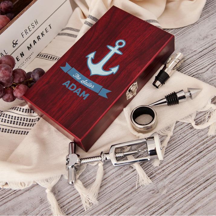 Sailor - zestaw do wina