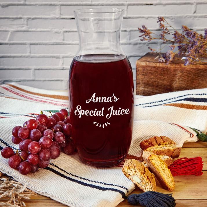 Special Juice - Grawerowana karafka