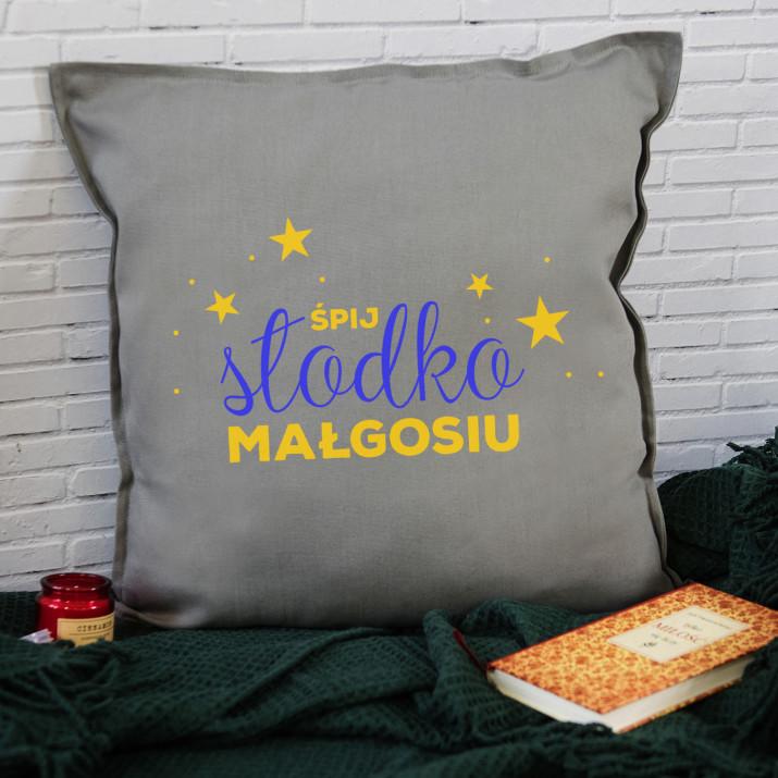 Śpij słodko - Poduszka dekoracyjna