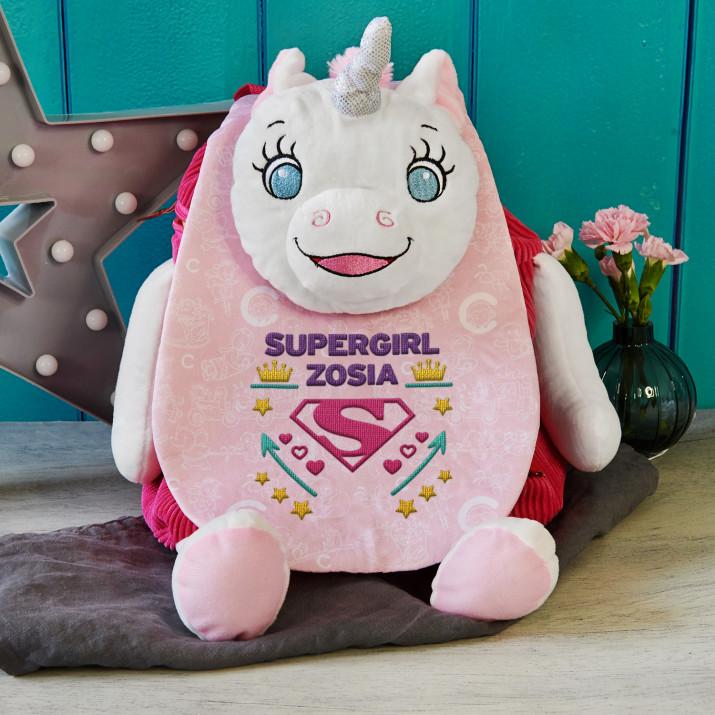 Supergirl - Plecak dla dziecka