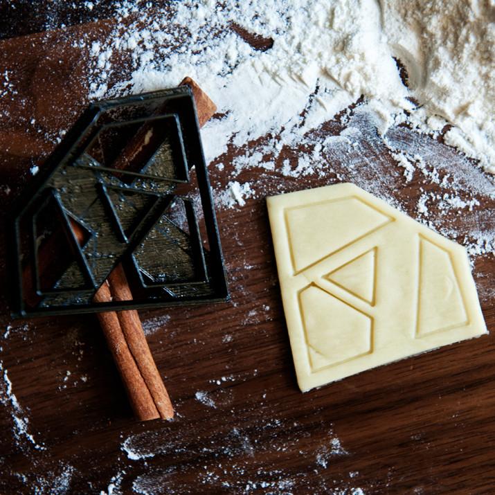 Superhero - personalizowana foremka 3D do ciastek