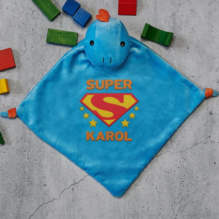 Superman - Kocyk Przytulanka