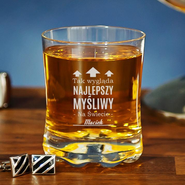 Tak wygląda - Szklanka do whisky