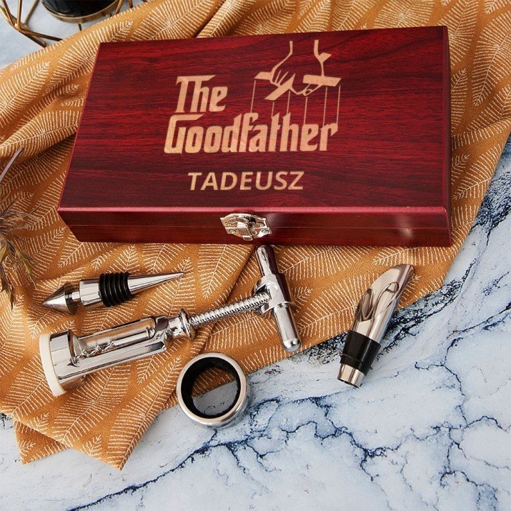 The Goodfather - zestaw do wina