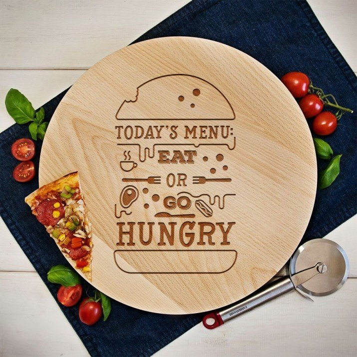 Today`s menu - Deska obrotowa