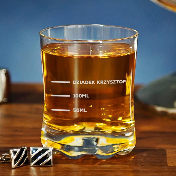 Twój drink - Szklanka do whisky