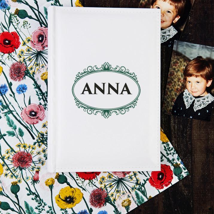 Twoje imię - Personalizowany Album na zdjęcia