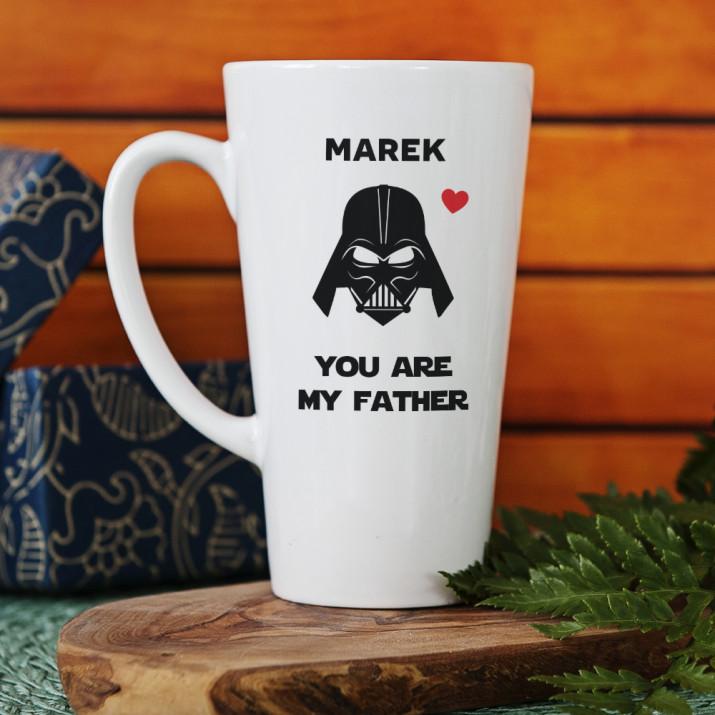 Vader Dad - Personalizowany Kubek