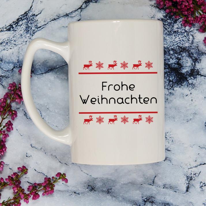 Frohe Weihnachten - Tasse
