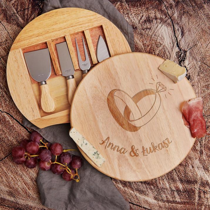 Wielki dzień - Deska do sera