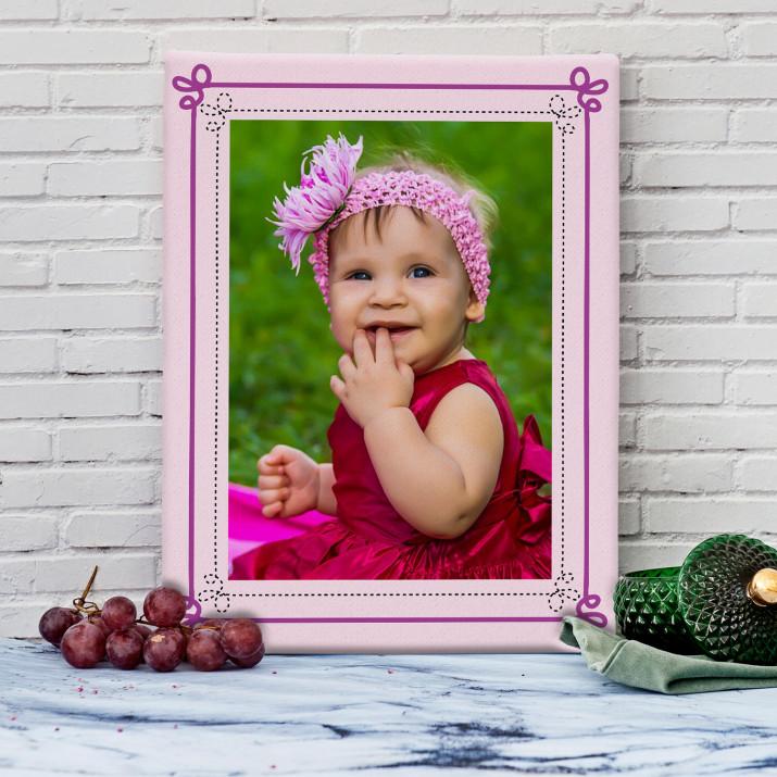 Zdjęcie w ramce - wydruk na płótnie