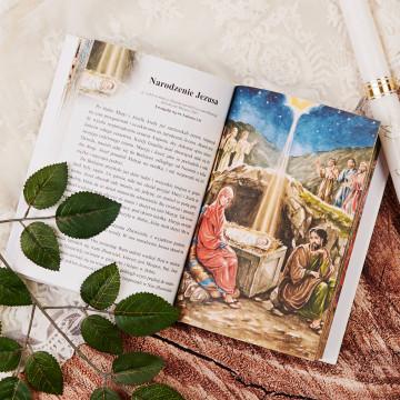 Niech Pan Bóg - Ilustrowana Biblia dla dzieci