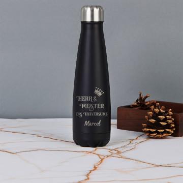 Herr und meister - Wasserflasche 630 ml