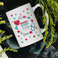 Wundertäterin - personalisierte Tasse