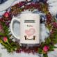 Guten Miaugen - Personalisierte Tasse