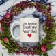 Beste Ehefrau - Personalisierte Tasse