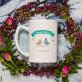 Unsere Hochzeit - Personalisierte Tasse